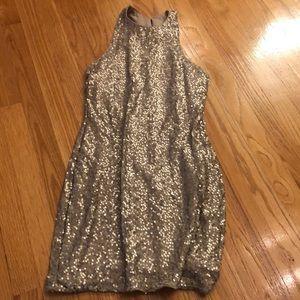 Hollister sparkly dress